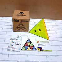 Скоростная головоломка YuXin Pyraminx Little Magic