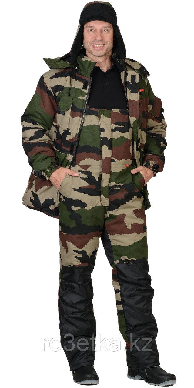 """Костюм """"Барс"""" зимний: куртка,п/комб. КМФ Нато"""