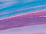 Витражная пленка с эффектом цветных разводов Poseidon (Венера)