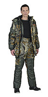 "Костюм ""ГОРКА"" зимний: куртка дл., брюки (тк.CROWN-230) КМФ ""Темный лес"""
