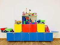 Шкафы для детских игрушек