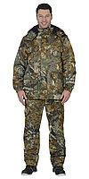 """Костюм """"ФОРЕСТ"""": зимний куртка дл., брюки (тк.CROWN-230) КМФ """"Тёмный Лес"""", фото 1"""