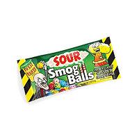 Драже с кислым центром Smog Balls 48гр х 24/TOXIC WASTE/Пакистан