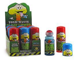 Жидкость Toxic Waste Slime Licker 60 мл  /TOXIC WASTE/Пакистан