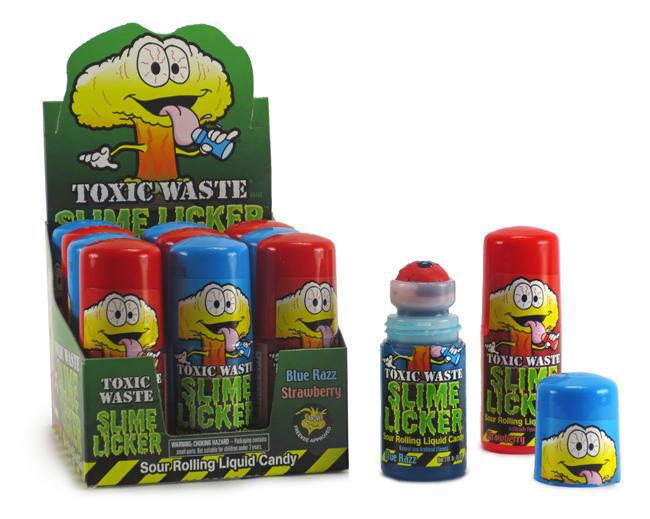 Жидкость Toxic Waste Slime Licker 60 мл  /TOXIC WASTE/Пакистан