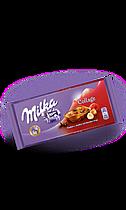 Milka Collage 93гр (Fruit, Raspberry, Hazelnut) (18 шт. в упаковке)
