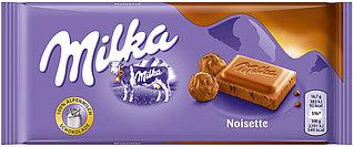 Milka Noisette (100 грамм) (23 шт в упаковке)