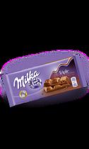 Milka Triple Choco Cacao 90гр  (20 шт. в упаковке)