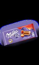 MILKA Strawberry youghurt клубника (100 грамм)  (22 шт. в упаковке)