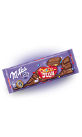 Milka Choco Jelly Chocolate (250 грамм) (12 шт. в упаковке)