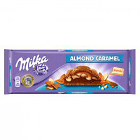 Milka Almond Caramel (300 грамм) (12 шт. в упаковке)