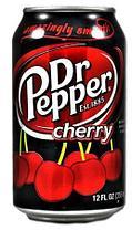 Dr.Pepper Cherry 355ml США (12шт-упак)