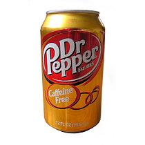 Dr.Pepper caffeine free   0,355 литра