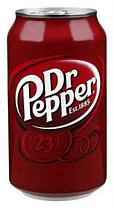 Dr.Pepper 23 Classic 0,355 литра США (12шт-упак)