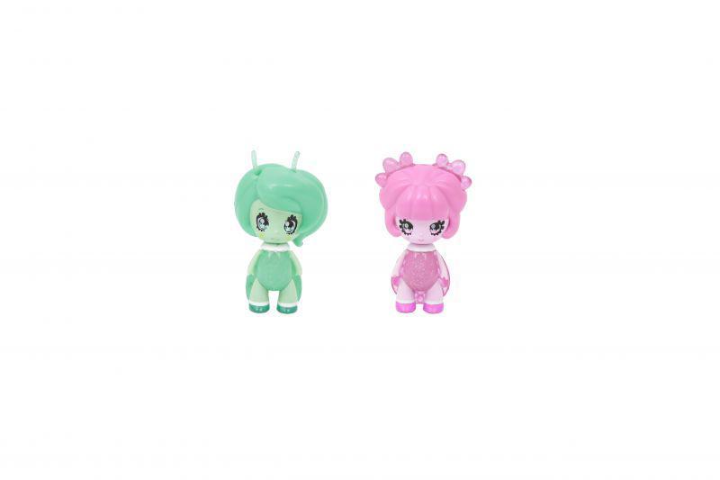 Две куклы Glimmies в блистере в асс-те