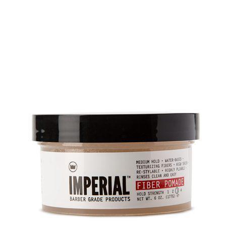 Imperial Barber Fiber Pomade  Помада Файбер 59 гр