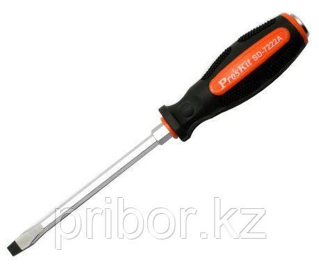 Отвертка ударная шлицевая -8.0x150 мм ProsKit SD-7222A