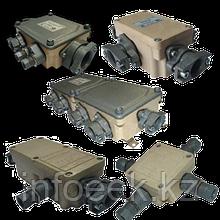 Коробки взрывозащищенные серии КП
