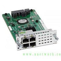 Модуль NIM-ES2-4 - 4 port 10/100/1000 LAN module