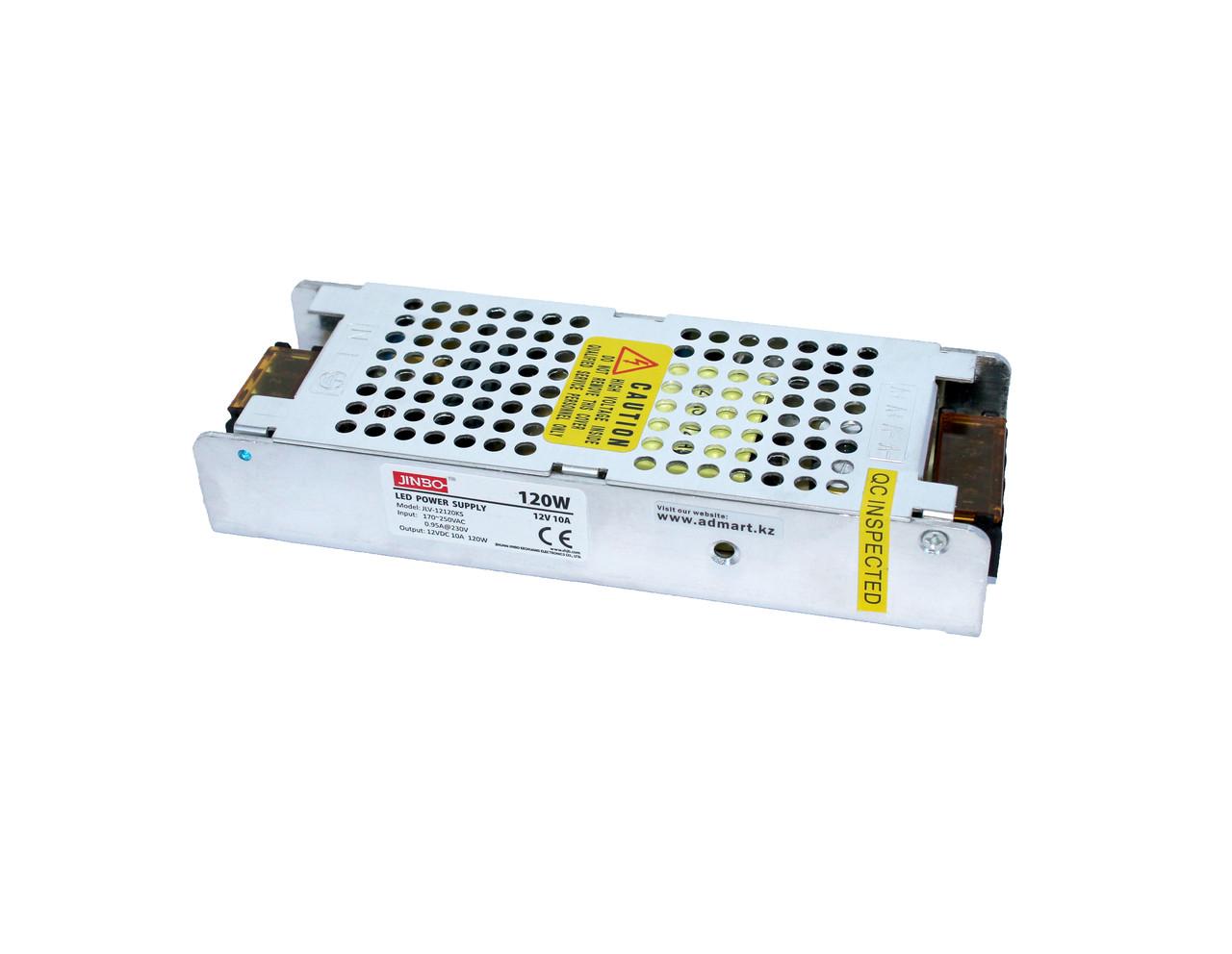 Трансформатор 120W COMPACT NEW LED