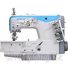 Плоскошовная швейная машина  JACK JK-W4-D-01GB*356
