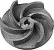 Насос фекальный погружной, ЗУБР НПФ-750, 750 Вт, пропускная способность 310 л/мин, напор 14 м, чугунный корпус, провод 5 м, фото 3