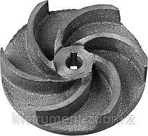 Насос ЗУБР фекальный погружной, 250 Вт, пропускная способность 150 л/мин, напор 7,5 м, чугунный корпус, с поплавком, фото 3