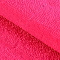 Бумага гофрированная 951 ярко-розовая, 50 см х 2,5 м, фото 1