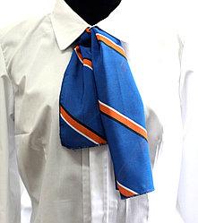 Изготовление печатных фирменных шарфов.