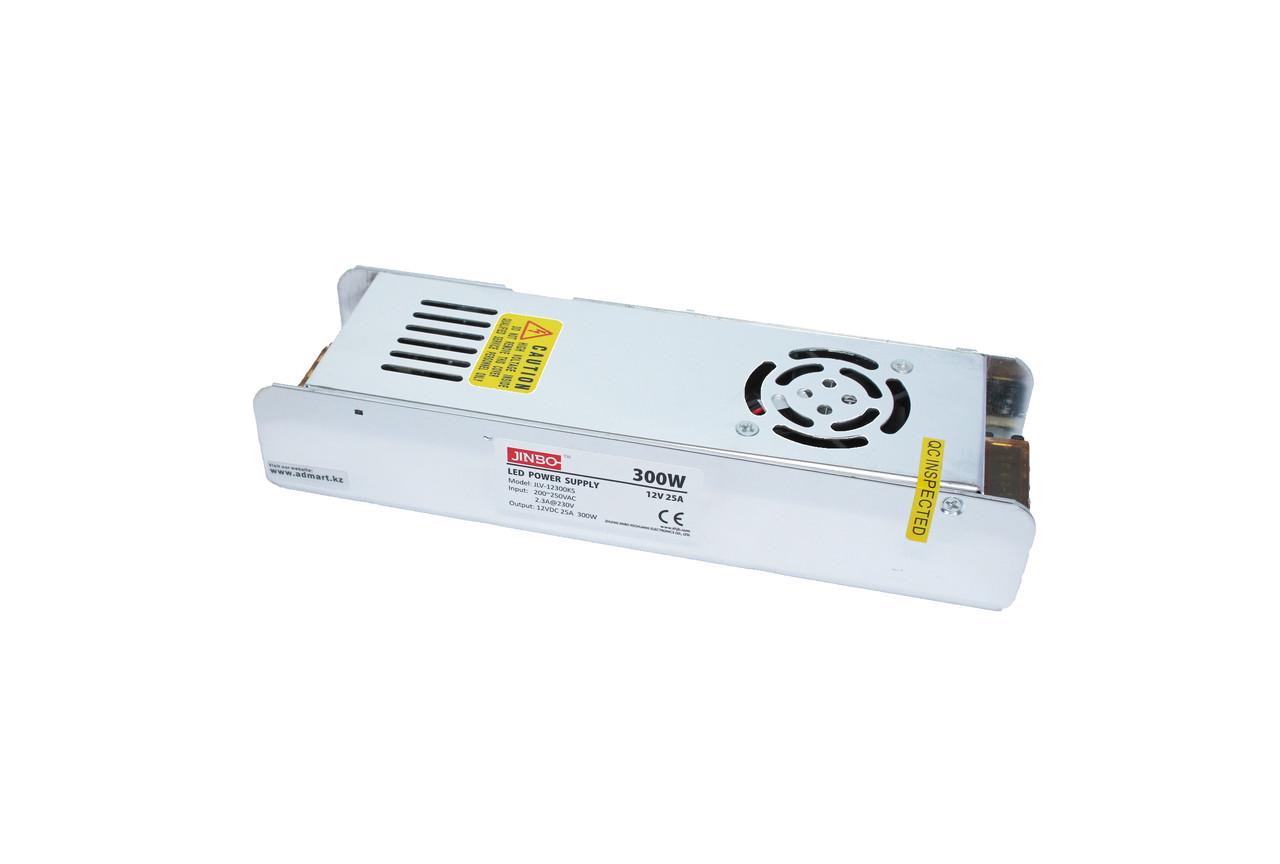 Трансформатор 300W открытый COMPACT NEW с кулером