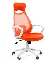 Кресло для руководителя CHAIRMAN 840 White