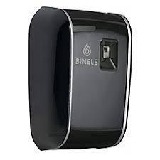 Диспенсер автоматический освежителя воздуха черный, фото 2