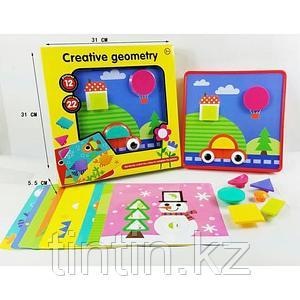 Мозаика Креативная Геометрия - Creative Geometry