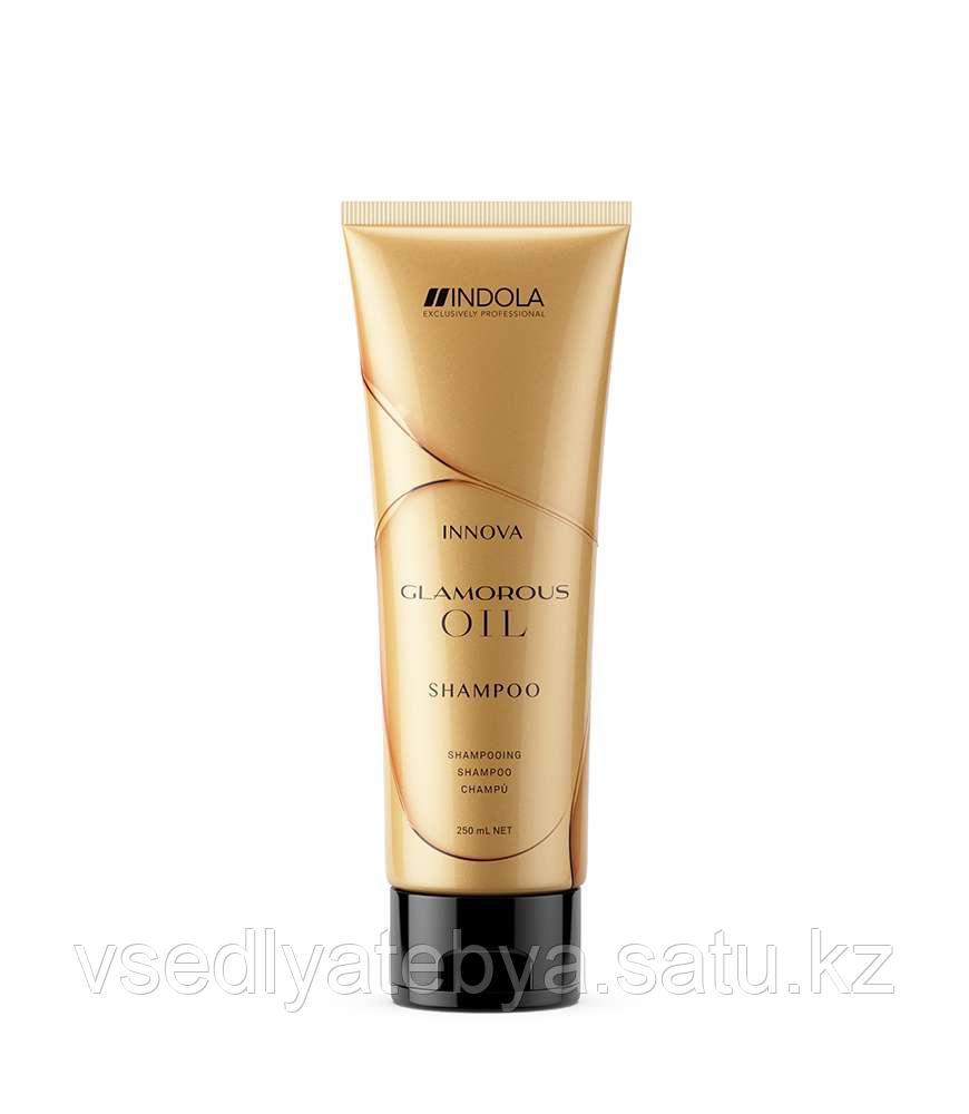 "Шампунь ""Чарующее сияние"" Indola Glamorous Oil Shampoo 250 мл"