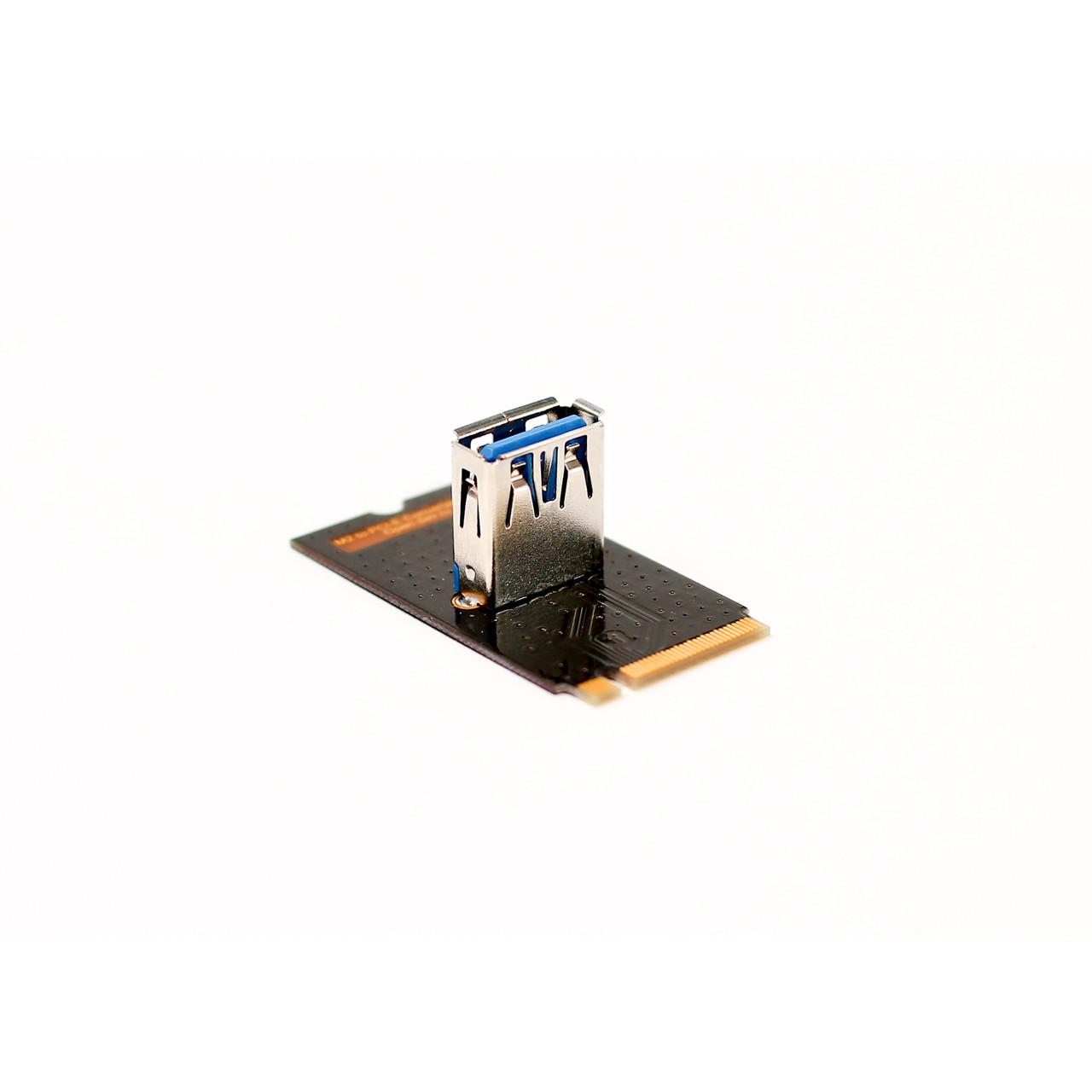 Переходник M2 на PCI-E USB 3.0 для райзера