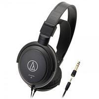 Наушники-накладные проводные Audio-technica ATH-AVC200 черный