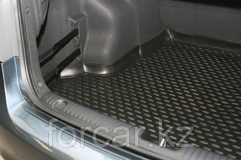 Коврик в багажник KIA  Rio, 2011->, седан, фото 2