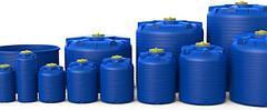 Емкости пластиковые для жидкостей: воды, дизельного топлива, масла и других веществ