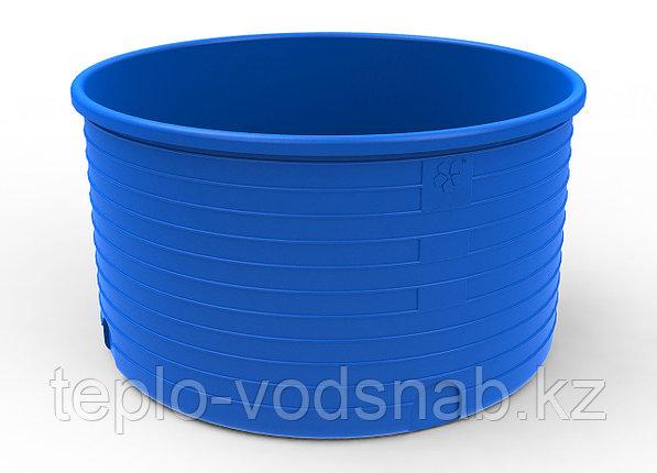 Емкость цилиндрическая бассеин 12.000 литров, фото 2