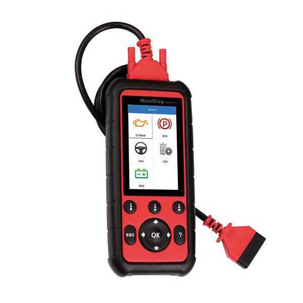 Сканер диагностический Autel MaxiDiag MD808 PRO, российская версия