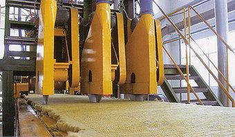 Производство прошивной минеральной ваты  3