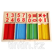 Счетные палочки и цифры, фото 3