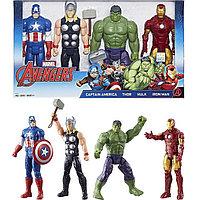 Фигурки супергероев комиксов MARVEL
