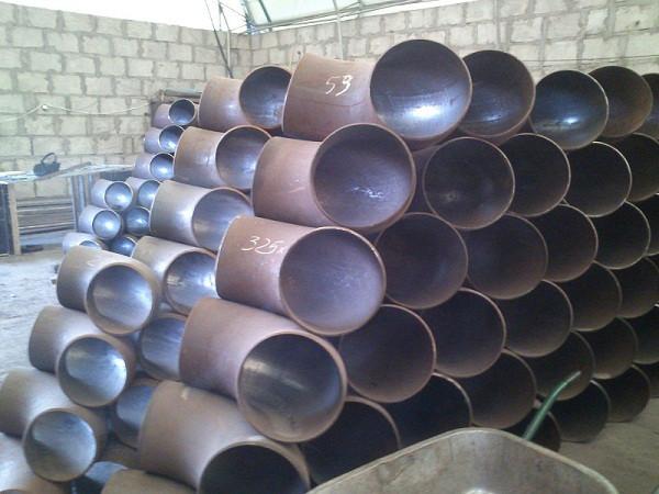 Отводы ГОСТ 17375-2001 R1.5 ст.09Г2С 325x9