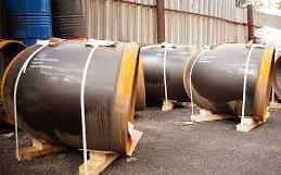Отводы ГОСТ 17375-2001 R1.5 ст.09Г2С 820х10 (бесшовные), фото 2