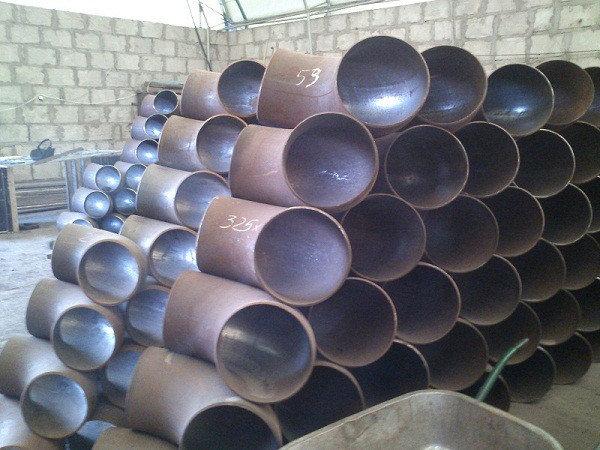 Отводы ГОСТ 30753-01 R1 ст.09Г2С 325x7, фото 2