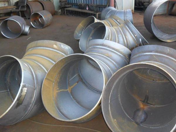 Отводы ГОСТ 30753-01 R1 ст.09Г2С 630x18