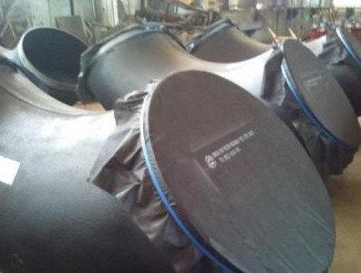 Отводы ОКШ ТУ 102-488-95 R1.5 ст.09Г2С 820х20, фото 2