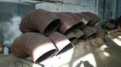 Отводы ОСТ 34.10.752-97 R1 ст.09Г2С 530х11