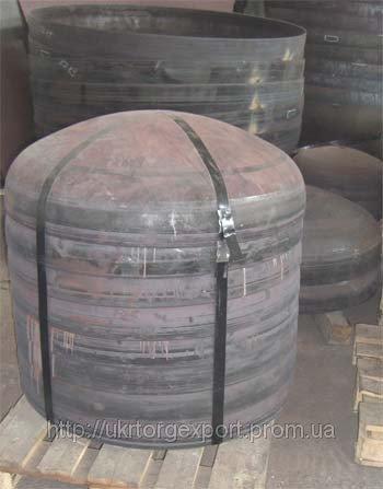 Заглушки ГОСТ 17379-01 ст.09Г2С 1020x26, фото 2